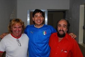 Nino, Jack e Caipira Dom Afonso