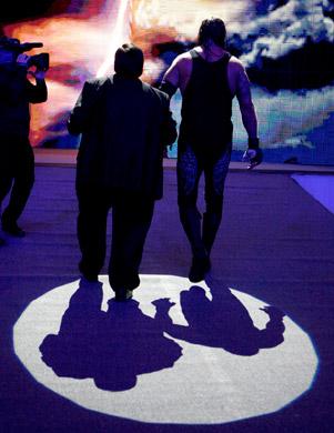 Paul Bearer e Undertaker