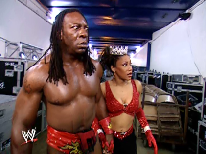 Booker T e Sharmel